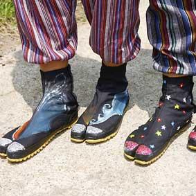 ниндзяшуз, ниндзя-шуз, таби, ninja-shoes